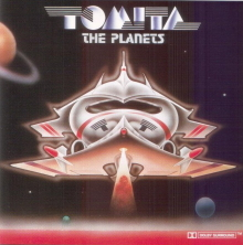 the planets-isao tomita